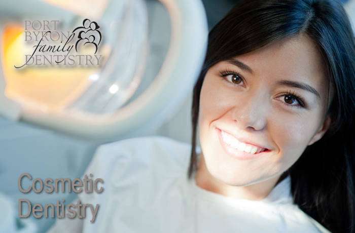 Cosmetic Dentist Port Byron IL