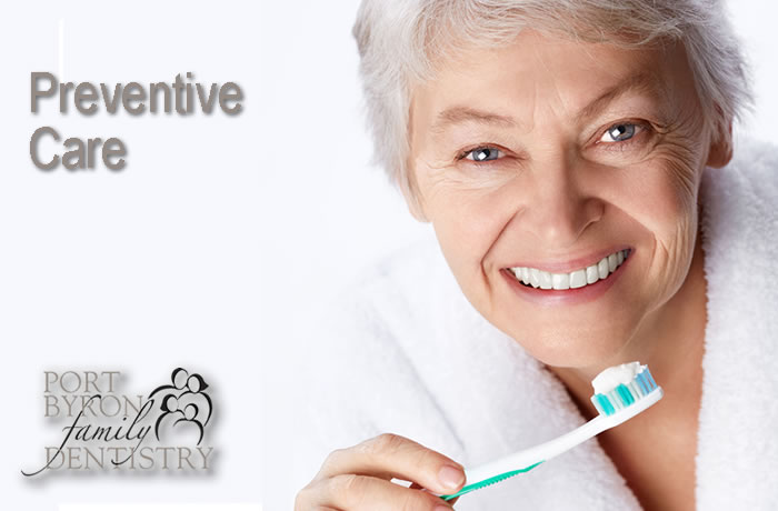 Preventive Dental Care Port Byron IL